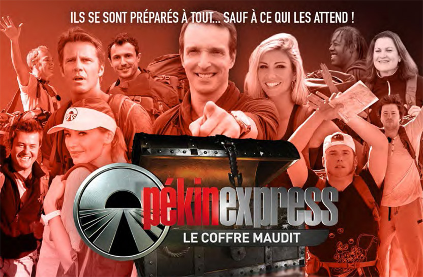 En route pour Pekin Express et le coffre maudit