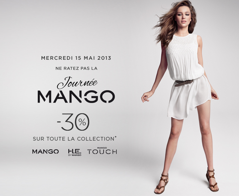 Journe Mango &#8211; Printemps 2013