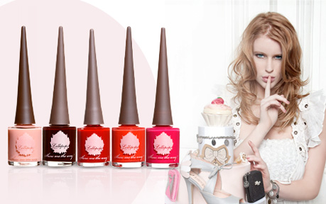 Rosedeal Lollipops Make-up !